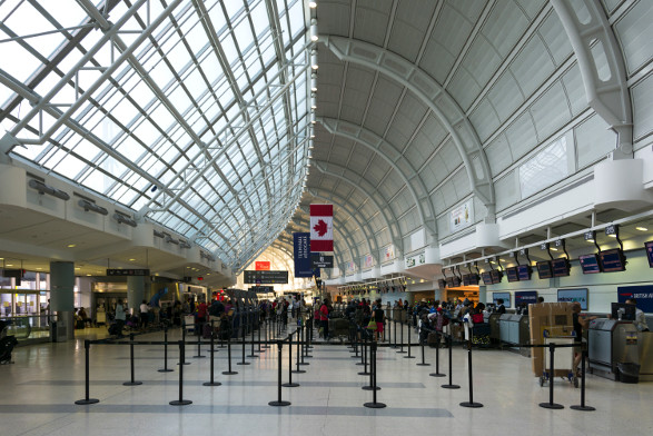 Toronto pearson international airport