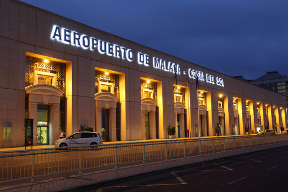 Malaga costa del sol airport