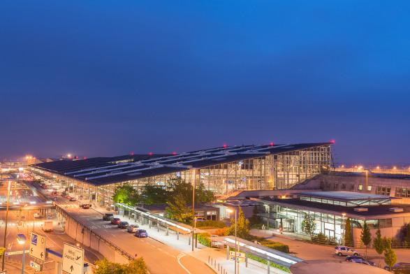 Stuttgart airport edited