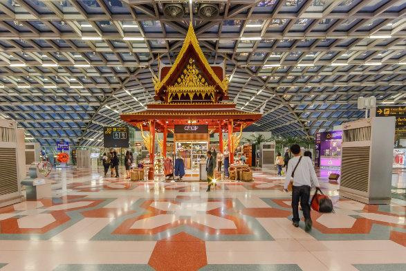 Bangkok suvanaphumi shutterstock 183049343