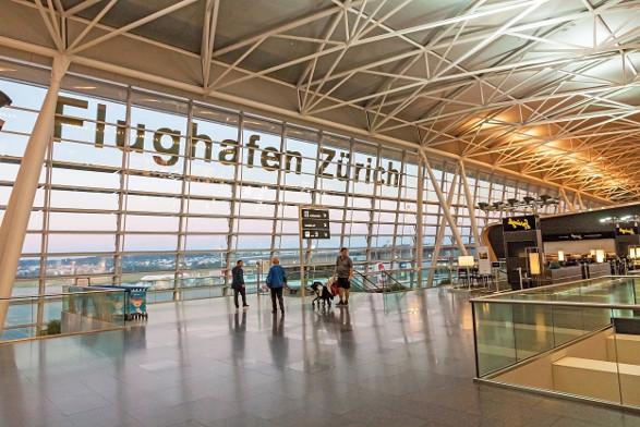 Zurich shutterstock 693773254