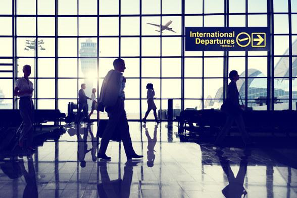 Nice airport hero