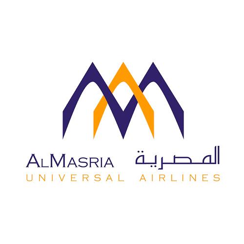 Al Masria Universal logo