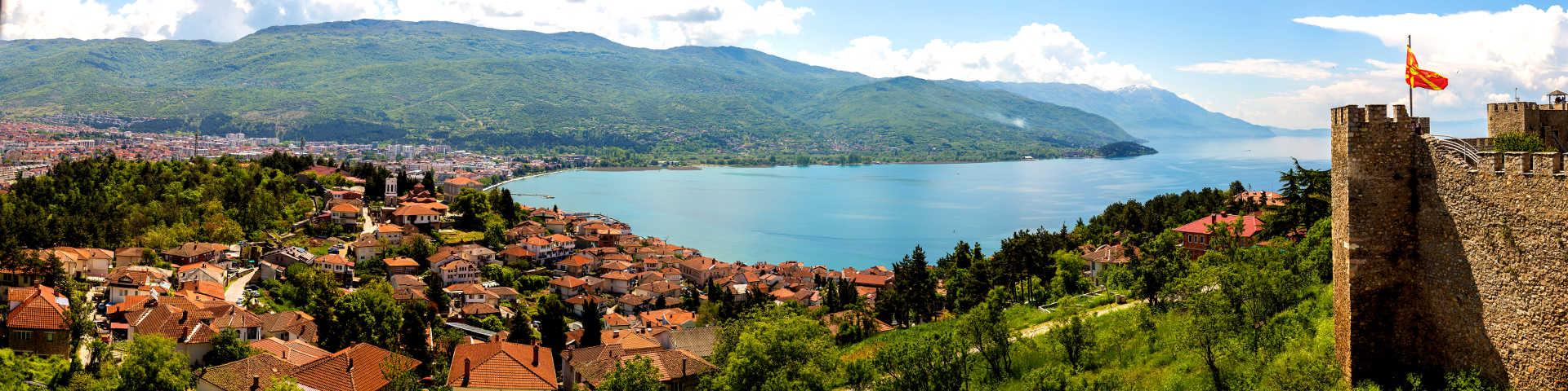 Ohrid hero