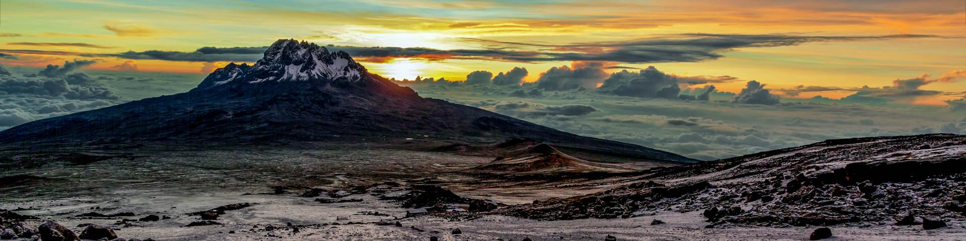 Kilimanjaro hero