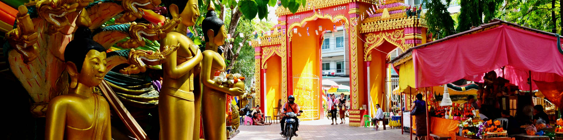 Vientiane hero