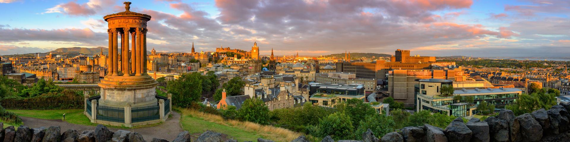 Edinburgh hero banner