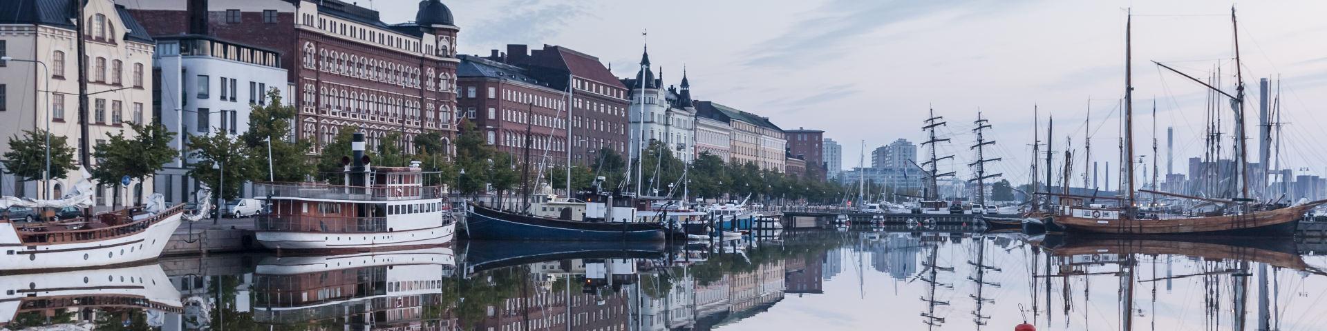 Helsinki  winter