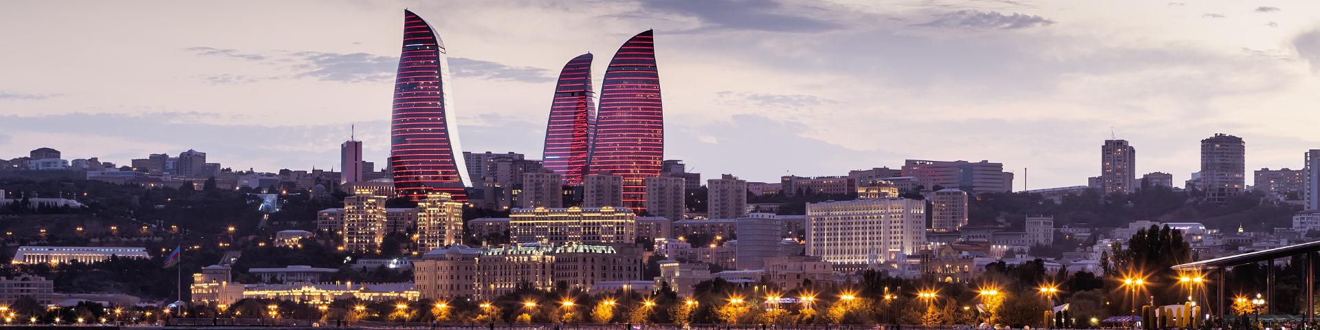 Baku hero