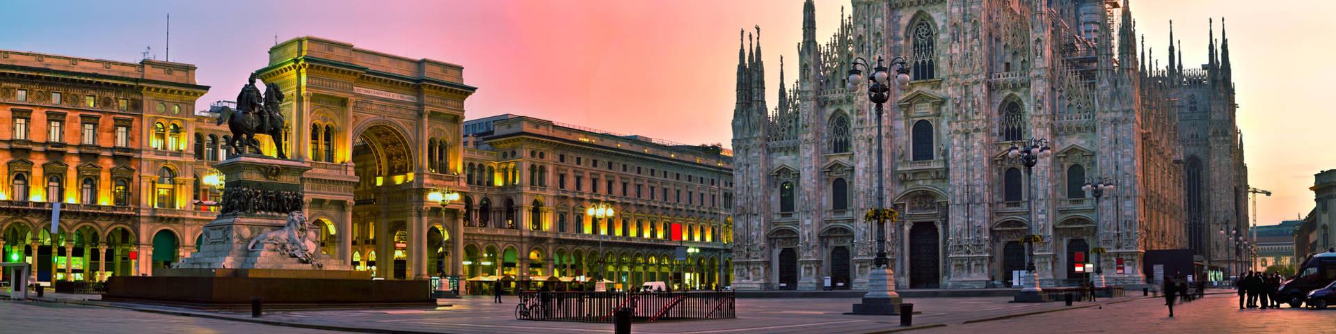 Milan hero banner