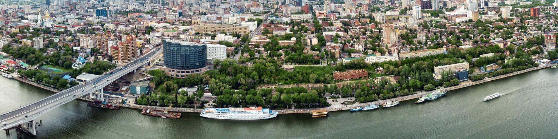 Rostov hero