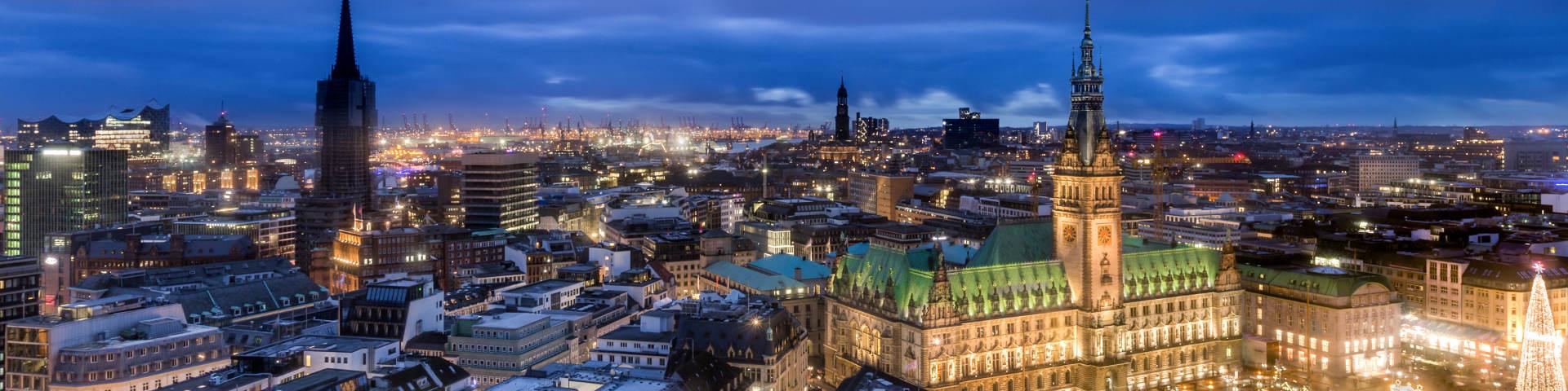 Hamburg hero city