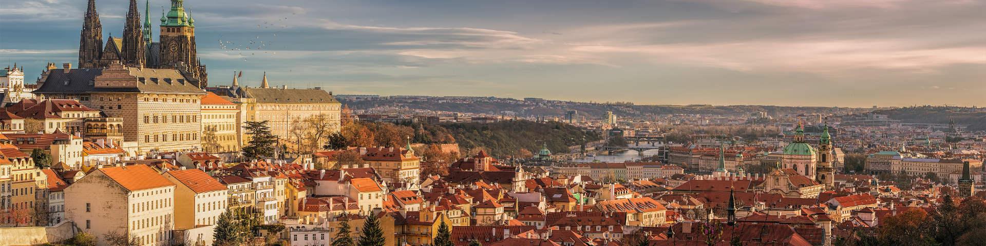 Prague hero