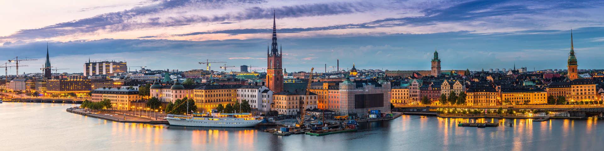 Stockholm hero banner