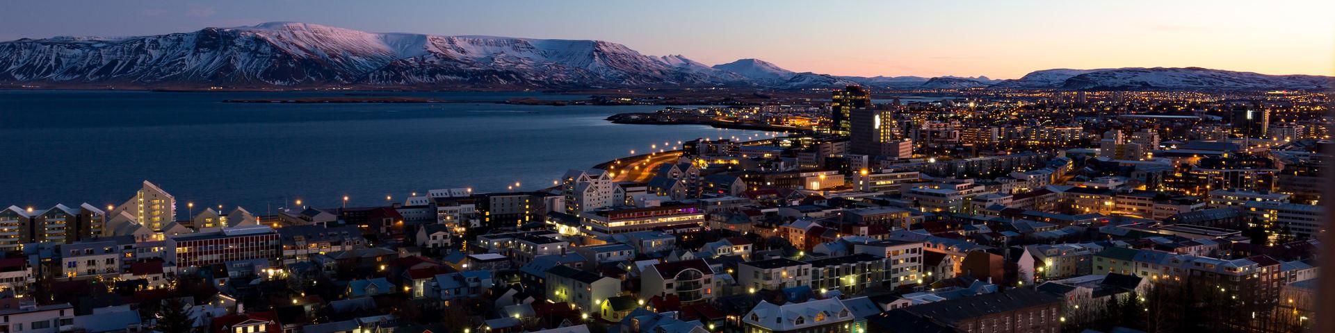 Reykjavik hero banner