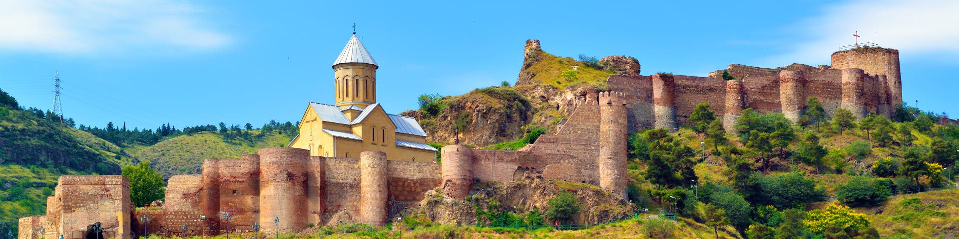Tbilisi hero