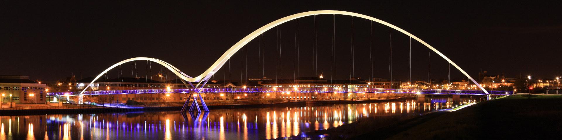 Hero teesside stockton bridge