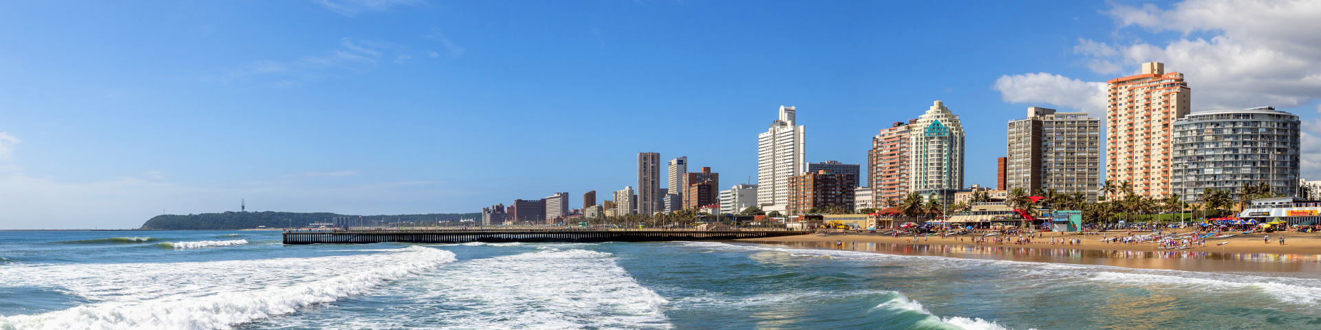 Durban africa hero