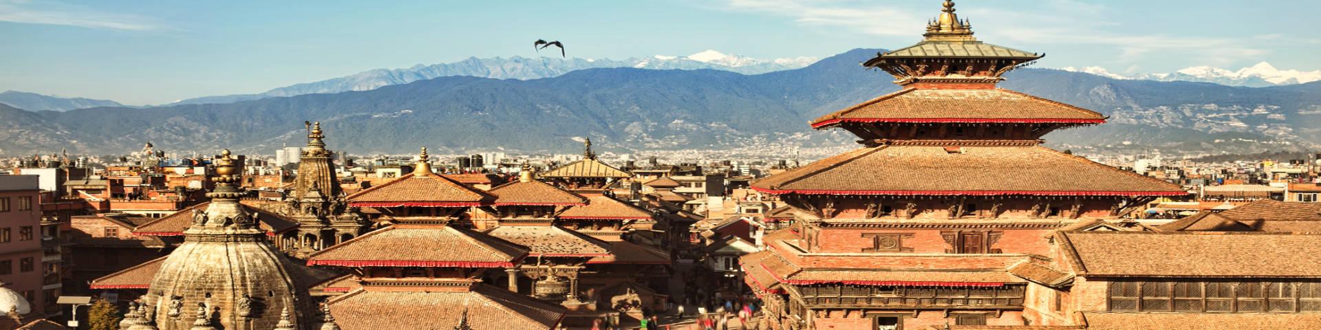 Kathmandu hero image