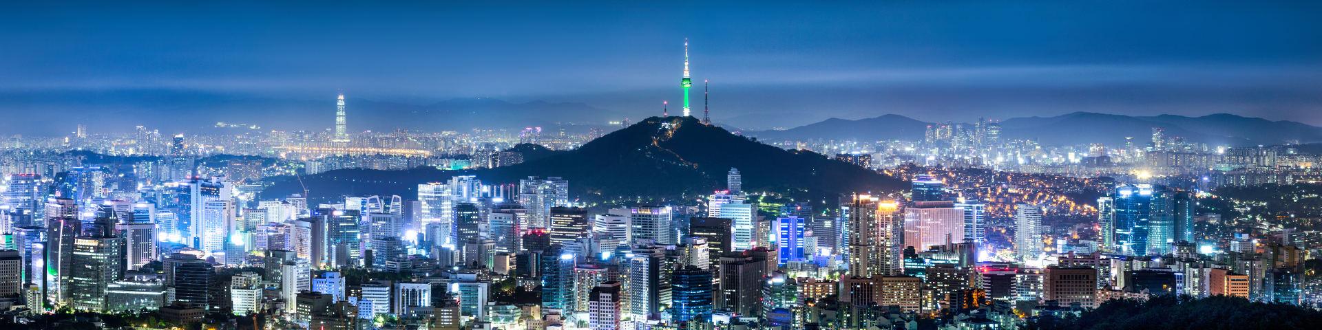 Seoul hero banner