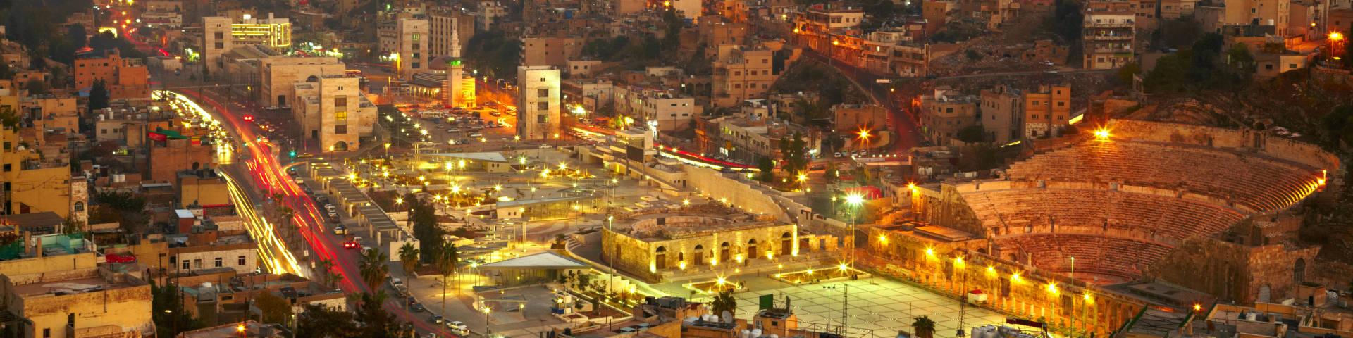 Amman hero banner