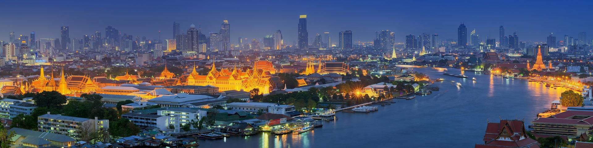 Bangkok hero image