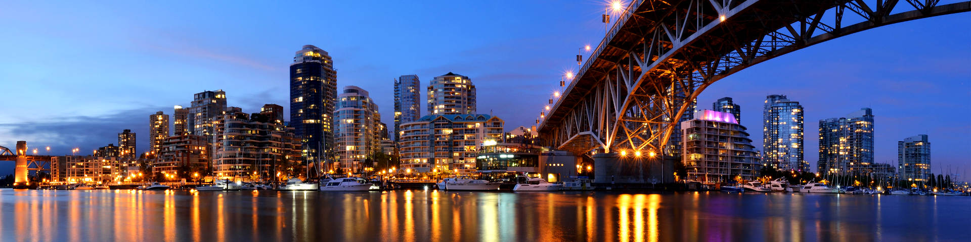 Vancouver canada flights hero
