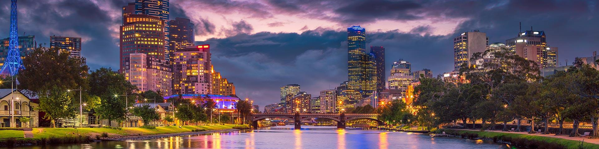 Melbourne hero