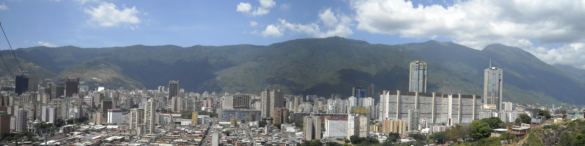 Hero caracas skyline option1