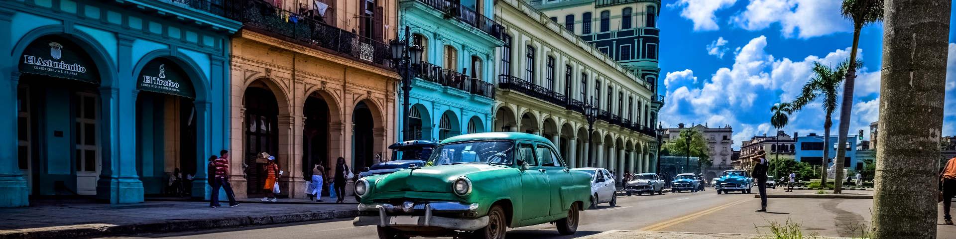 Cuba havana hero