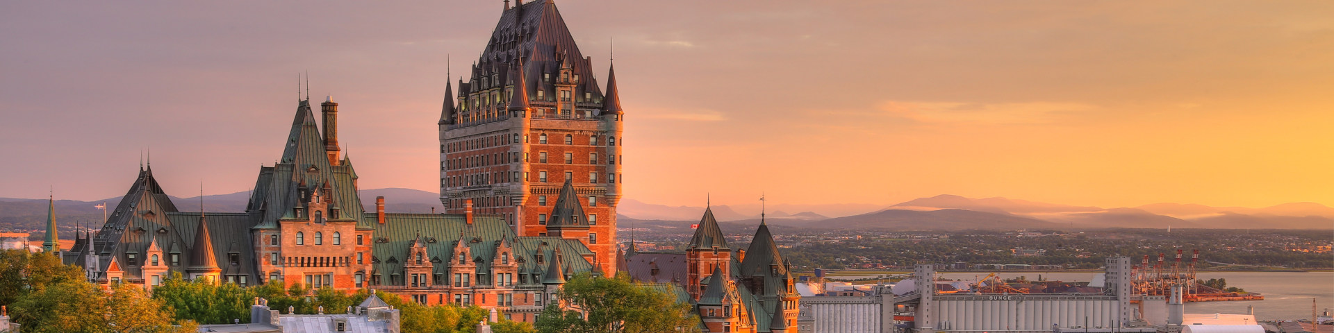 Quebec city hero