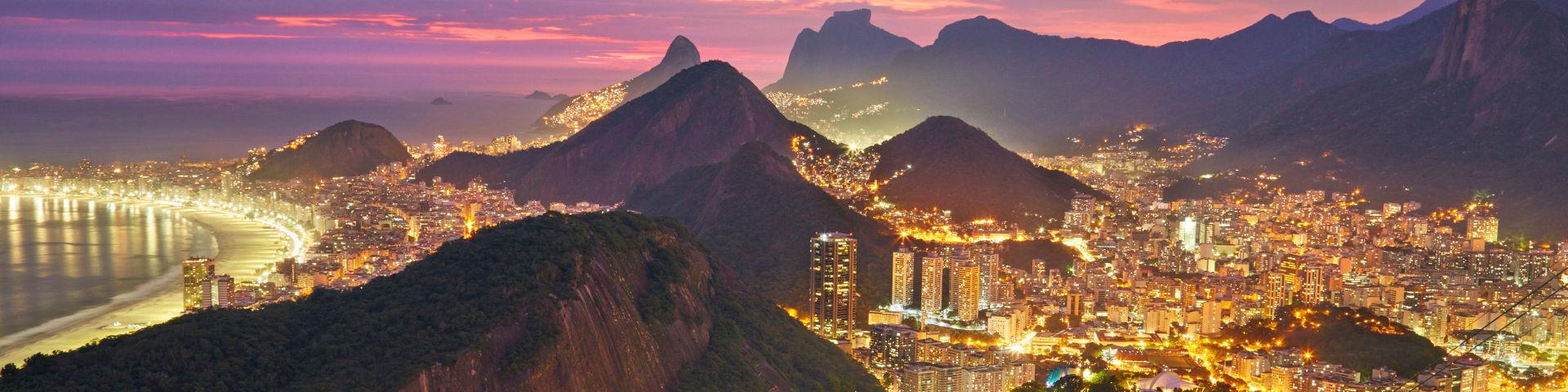 Rio de janeiro hero banner
