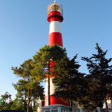 Macuti Beach and Lighthouse