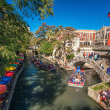 San Antonio River Walk