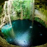 Ik Kil Cave