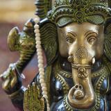 ISKON (Hindu Temple)