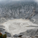 Tangkuban Perahu Sulfur Lake