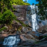 Telaga Waterfall