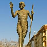 Ghandi Statue