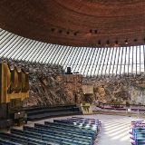 Temppeliaukio Rock Church