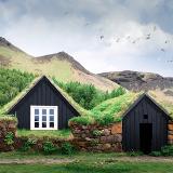 Turfed Houses