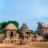Pancha Rathas Monument complex
