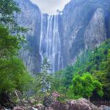 Baizhangji Waterfall