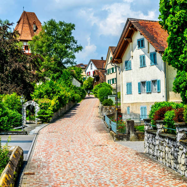 liechtenstein quaint towns