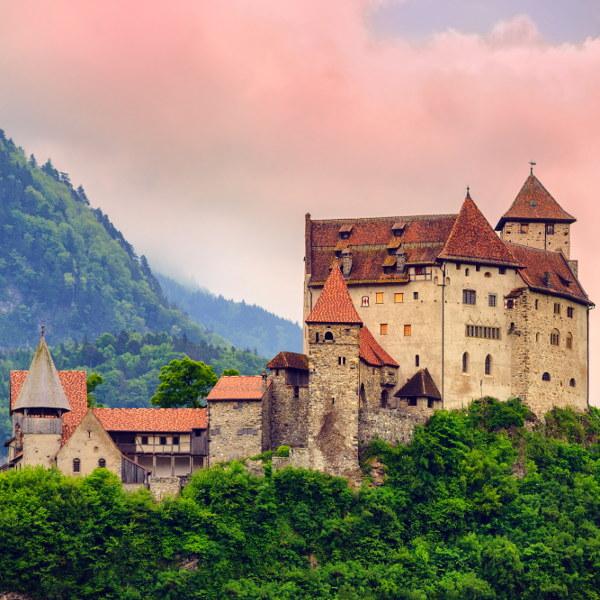 liechtenstein fairytale castles