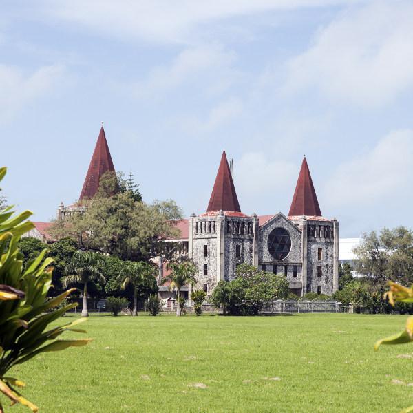 Tonga Cathedral Nuku'alofa