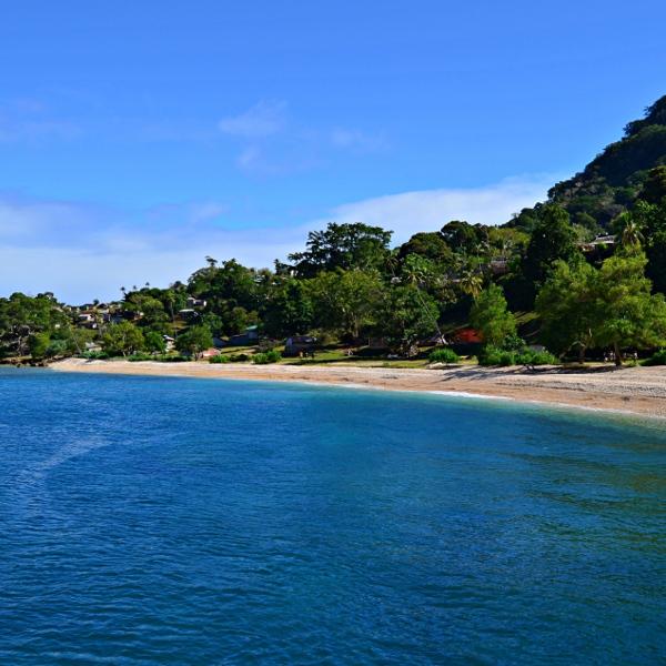 Vanuatu Pentecost Western Coast