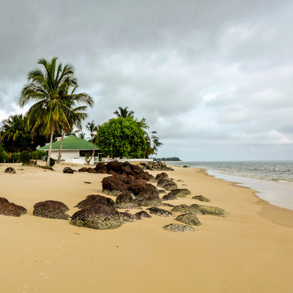 Beaches gabon