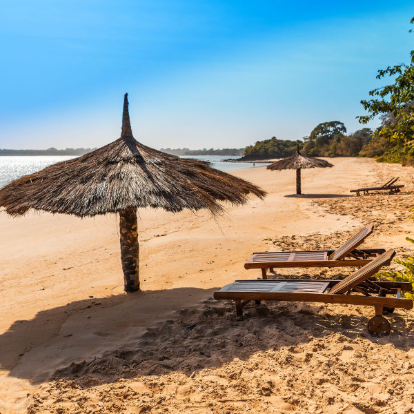 guinea-bissau exotic beaches