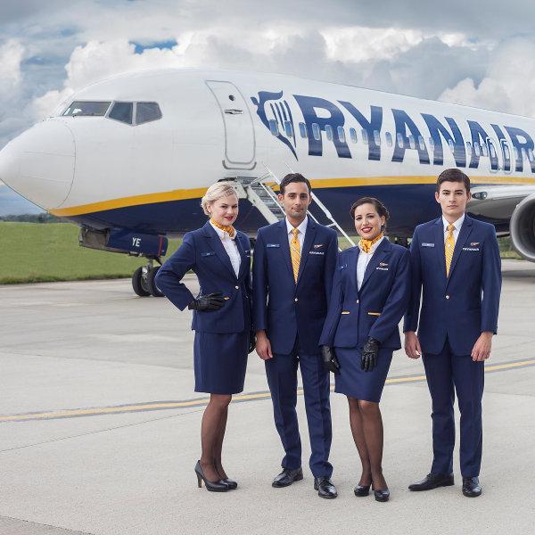 Ryanair punctuality